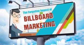 Billboard Marketing - Marketing on the streets where everyone can see.